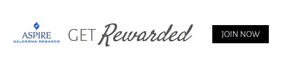 ASPIRE Gladerma Rewards