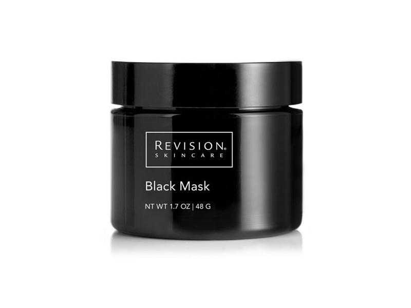 Black Mask, Purifying Facial Mask for a Smooth, Polished Complexion