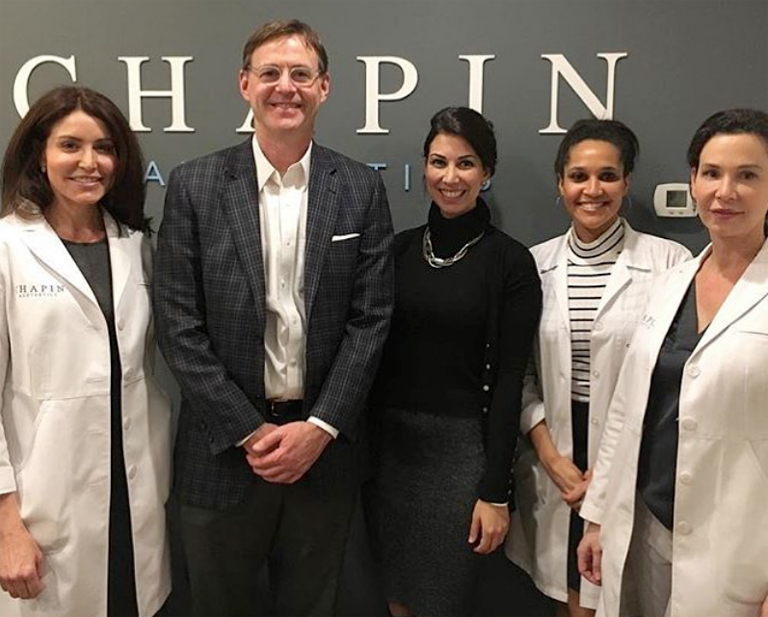 Chapin Aesthetics Team